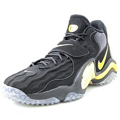 Nike Mens NIKE AIR ZOOM TURF JET 97 TRAINING SHOES 13 Men US BLACKMETALLIC GOLDMTLLC GLDPR PLT >>> Read more at the image link.