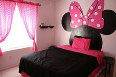 Miney mouse bed ✨✨