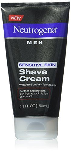 Neutrogena Men Sensitive Skin Shave Cream  51 oz ** Find out more about the great product at the image link.