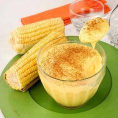 Receitas de Curau Cremoso de Milho Verde, tudo de gostoso, você só encontra aqui!
