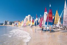 Hobie Beach, Port Elizabeth - South africa by South African Tourism Primates, Port Elizabeth South Africa, South Afrika, Thinking Day, Pretoria, Nelson Mandela, East London, Countries Of The World, Places To See