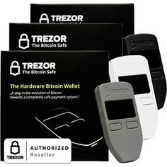 Variety Pack Satoshi Labs Trezor Safe Wallet for bitcoin storage offline wallet Bitcoin Miner, Bitcoin Wallet, Packing, Storage, Labs, Windows, Bag Packaging, Purse Storage, Larger