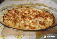 Krémes, sajtos tészta ~~ NOSALTY Tortellini, Mozzarella, Macaroni And Cheese, Pasta, Ethnic Recipes, Food, Mac And Cheese, Eten, Noodles