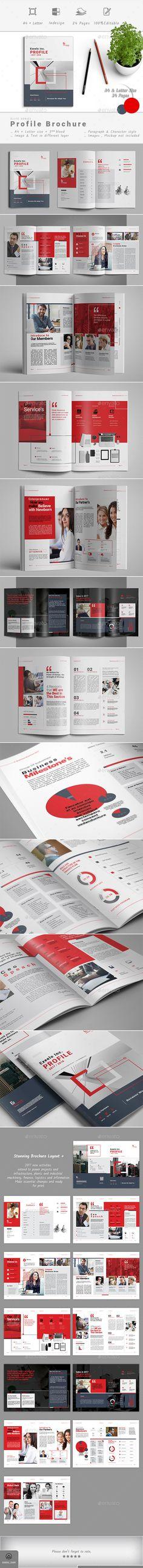#Brochure - Corporate Brochures Download here: graphicriver.net/...