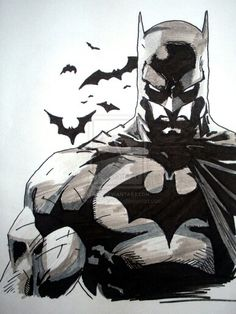 Batman by Jay (se7enUPyours on DeviantART)                              …