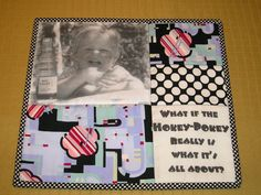 RMM Patchbox Quilt:  Hokey Pokey for Mary C.