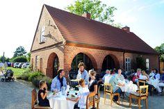 Gutsensemble - Gutshaus Hessenburg Hotel/ Cafe/ Museum/ Mecklenburg-Vorpommern