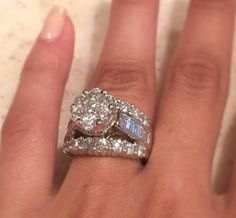 10 Wedding Ring Styles for Men and Women – Voyage Afield Classic Engagement Rings, Platinum Engagement Rings, Diamond Wedding Rings, Huge Wedding Rings, Types Of Wedding Rings, Oval Engagement, Diamond Rings, Wedding Ring Styles, Wedding Ideas