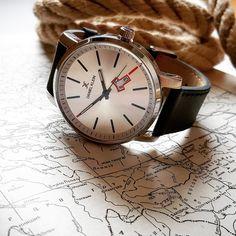 Trendy Watches, Watches For Men, Daniel Klein, Leather, Accessories, Fashion, Top Mens Watches, Moda, Men's Watches
