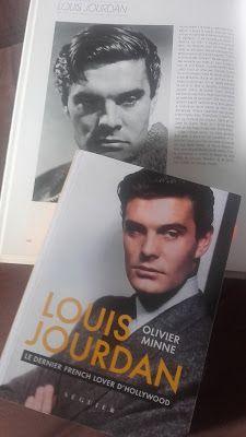 Bouquins de poches en poches: Louis Jourdan, le dernier french lover d'Hollywood...