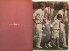 1983 Polo Ralph Lauren  #vintage #1983 #polo