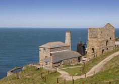Levant Mine, World Heritage Site, St Just, West Cornwall C National Trust…