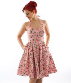 Bernie Dexter Pink Blossom Belle Dress
