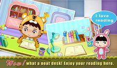 Let's see how wonderful Baobao's bedroom is.  https://play.google.com/store/apps/details?id=com.sencatech.game.livingroom