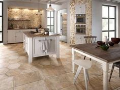 Add Traditional Style to your Bathroom, Kitchen, Living Room or Outside Tiles areas with Our Fantastic new collection of Traditional Flagstone Tiles. Available in 5 Traditional Flagstone. Best Bathroom Tiles, Kitchen Tiles, Inspire Me Home Decor, Flagstone Tile, Outside Tiles, Mediterranean Tile, Italian Tiles, Wall And Floor Tiles, Architecture Design