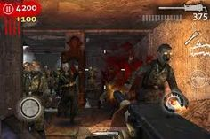 call of duty 1 zombies multiplayer