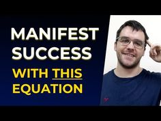 Manifesting success is something anyone can do. This universe we live in operates according to certain laws and principles, and when we strategically align o. Thing 1 Thing 2, Mindfulness, Success, Peace, Youtube, Consciousness, Sobriety, Youtubers, Youtube Movies