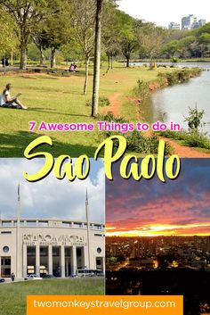 Things to do in Sao Paulo - If Rio is the beating heart of Brazil, then Sao Paulo is the brain. Spend a few days in this incredible city and find out why!