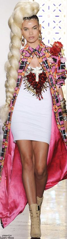 The Blonds Spring 2015 RTW