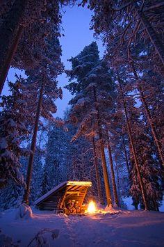 ☆ Fire :¦: Photograph By Antti-Jussi Liikala ☆