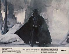 """Star Wars: The Empire strikes back"" (Lobby card)"
