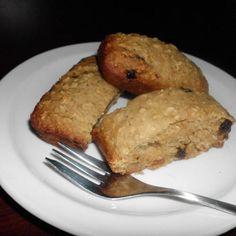Oatmeal apple cake- omit raisins sub dried cranberries