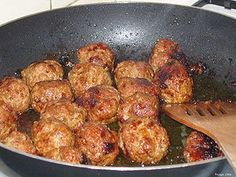 Meatballs from America's Test Kitchen TV Show