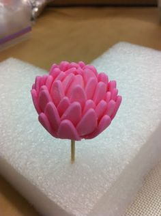 How To Make Gum Paste Flower Mums