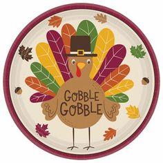 Thanksgiving Turkey Dinner, Thanksgiving Plates, Thanksgiving Decorations, Dinner Plate Sets, Dinner Plates, Turkey Plates, Turkey Art, Thanksgiving Bulletin Boards, Dinner Themes