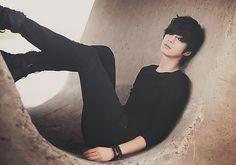 won jong jin -- omo so handsome! Beautiful Boys, Pretty Boys, Cute Boys, Male Clothes, Won Jong Jin, Kei Visual, Goth Guys, Pose Reference Photo, Ulzzang Boy