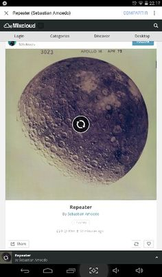 La Luna en todo.