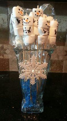 Olaf's Marshmallow's