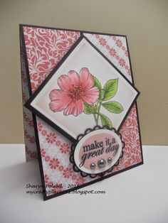 My Crafty Place: The Mod Squad - Flowers