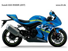 Suzuki has unveiled an all-new 2017 with variable valve timing engine, ten-level traction control system, and more. Find out more about Suzuki& latest supersport bike here. Suzuki Gsx R 1000, Gsxr 1000, Gsx Suzuki, Motos Suzuki, Suzuki Bikes, Suzuki Motorcycle, Motorcycle News, Motorcycle Cover, Motorcycle Types