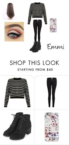 """""""Untitled #299"""" by emmi-princess on Polyvore featuring TIBI, Paige Denim and Topshop"""