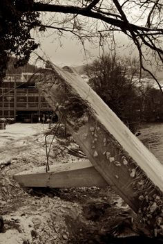 Abriss der Hochbrücke in Bruch an der Mur Abandoned Cities, City