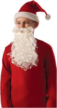 1e0491c88d5 Kids Santa Beard and Mustache. Santa BeardSanta CostumeChristmas  CostumesChristmas ...