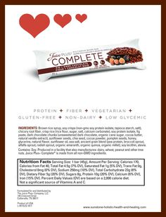 These Juice Plus bars are so good and so good for you. #nutrition bars #sunstonejuiceplus