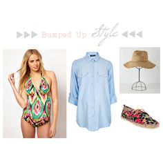 Bumped Up Style by couturecoloradobaby   maternity monday   Summer maternity clothing inspiration   pregnant wardrobe style