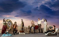 Season 2 cast photo Once Upon A Time  copyrighted by the American Broadcasting Company