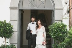 An Intimate Destination Wedding at Palazzo Murat in Positano, Campania, Italy