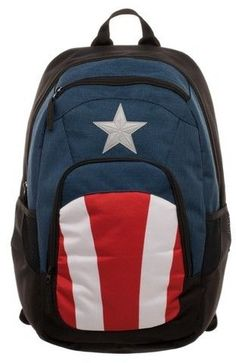 b2534d26da87 Marvel Captain America Commuter Kids  Backpack Marvel Kids