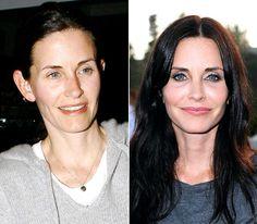Vos actrices préférées en photo avec et sans maquillage