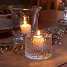 Illuminate the holiday season with the elegance of Simon Pearce candleholders. Browse them here at Vermont Woods Studios. Simon Pearce, Candleholders, Home Decor Items, Vermont, Woods, Studios, Candles, Seasons, Holiday
