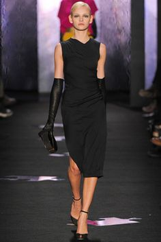 Diane von Furstenberg Fall 2012 Ready-to-Wear Fashion Show: Complete Collection - Style.com
