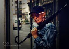 old man by komaromirichard