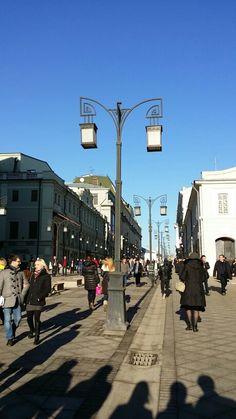 모스크바 거리
