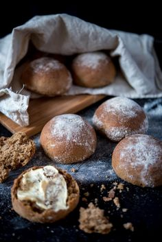 A Food, Bakery, Muffin, Rolls, Bread, Cooking, Breakfast, Recipes, Book