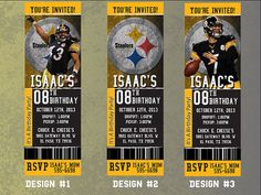 59 best steelers images on pinterest pittsburgh steelers football looking for the perfect party invitation for your steelers fan these invitations will add the filmwisefo