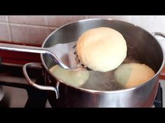 Uusi tapa valmistaa leipää! Kukaan ei usko, että teit sen! # 396 - YouTube Cooking Bread, Bread Baking, Homeade Bread, Bread Recipes, Baking Recipes, Vegan Bread, Bread Bowls, Artisan Bread, Sweet Bread